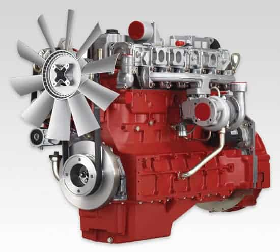 DEUTZ TCD 2013 Series (Tier 3) Engine