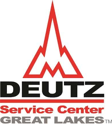 DEUTZ Power Center Great Lakes logo.